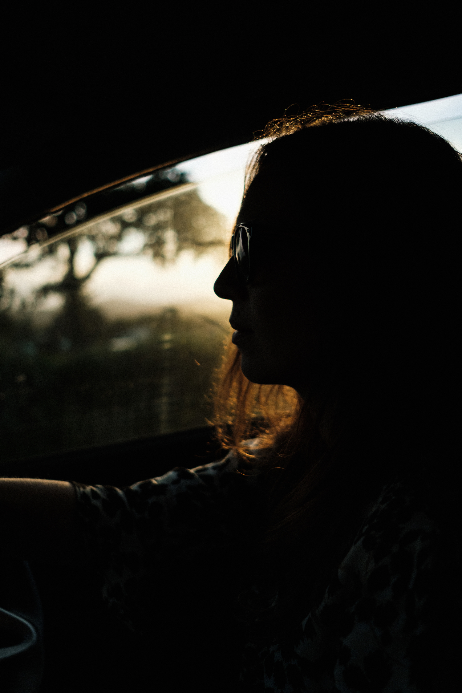 Sarah Drives - Gower Peninsula South Wales - Portrait Photography by Ben Holbrook from DriftwoodJournals.com-10