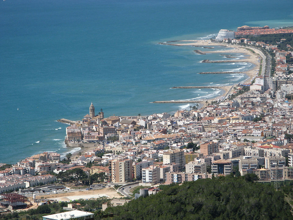 Sitges, Spain for Couples