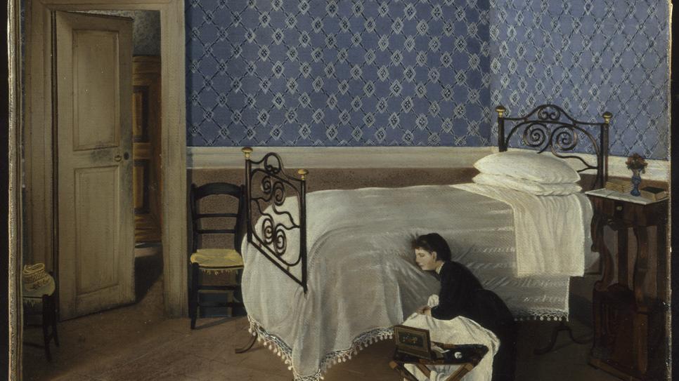 Nona's Room ~ 6 Short Stories Set in Barcelona by Cristina Fernandez Cubas.