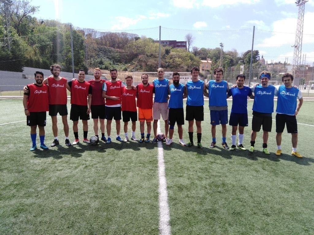 Play Football in Frankfurt with CeleBreak