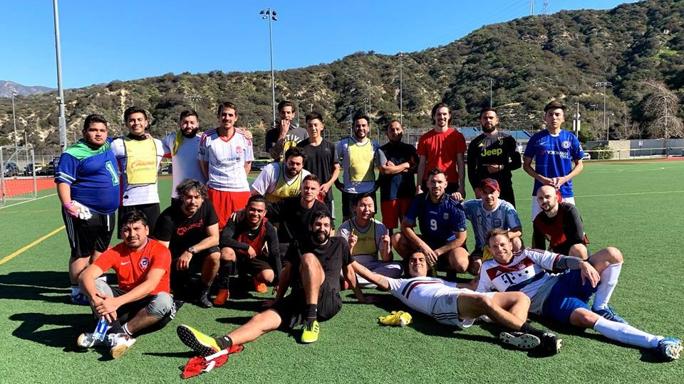 Where to Play Football in Malaga Spain - with Celebreak
