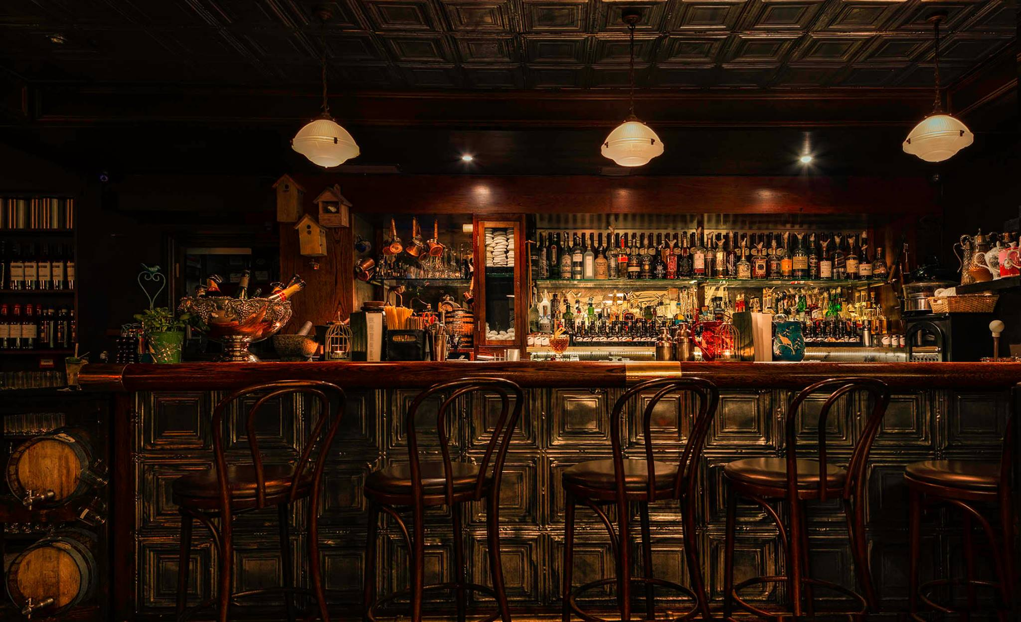 Nightjar Speakeasy Shoreditch London