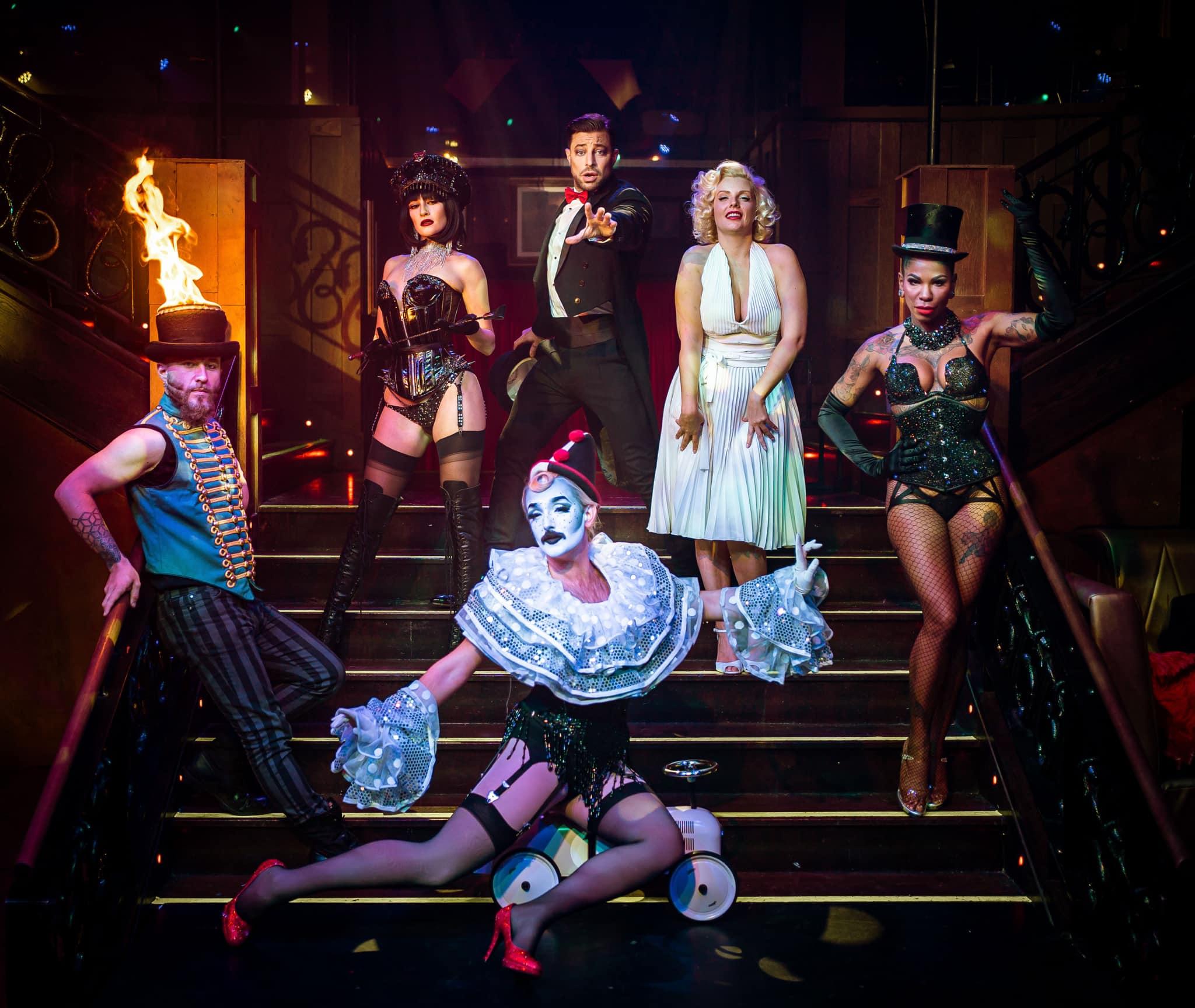 Proud Cabaret City London