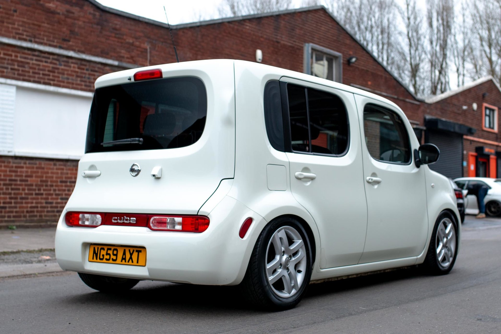 hight resolution of for sale nissan cube kaizen