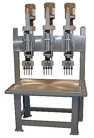 Automatic Drill Head
