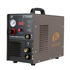 Lotos CT520D Plasma Cutter Tig Stick Welder