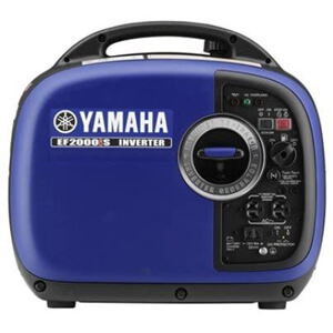 Yamaha EF2000iSv2, 1600