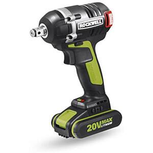 Rockwell RK2855K2 20V Cordless Impact Wrench