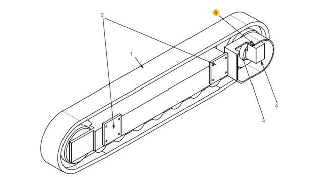 Crawler Unit (U6)