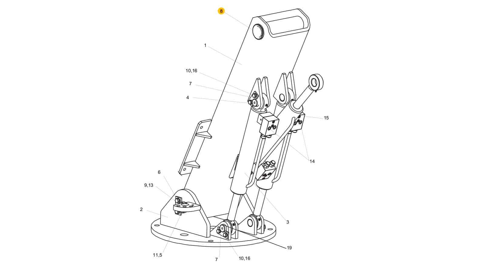 Positioner Assembly (U6) – Page 2