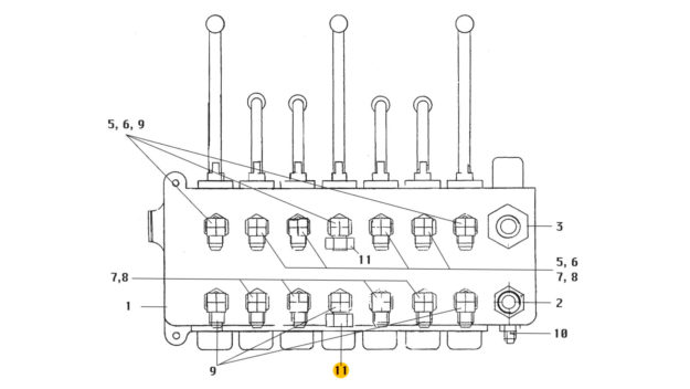 Traction Control Panel (U6)