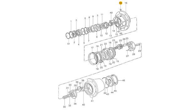 Traction Gear (U6)
