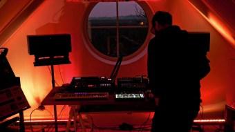 Deep House Hardware Jam – Future Self Collab – Deluge, Pulse 2, Shruthi-1, MegaFM