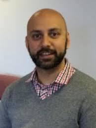 clinical team lead Daniel Ahmed