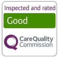 CQC badge for Kenward Trust