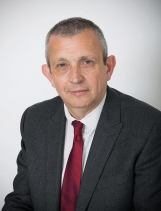 St Mungo's chief executive Howard Sinclair