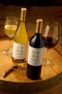 NV Oak Leaf Chardonnay