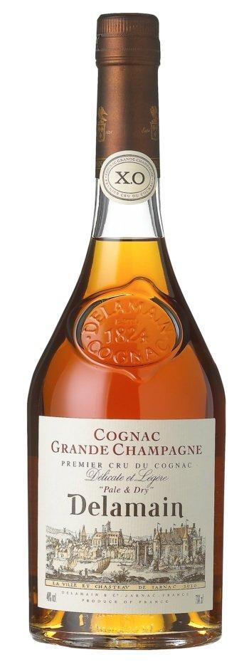 Delamain Extra de Grande Champagne Cognac
