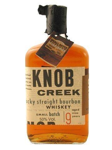 Knob Creek Bourbon 9 Years Old (2008)