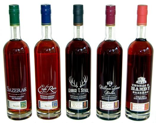 Eagle Rare Bourbon 17 Years Old 2008