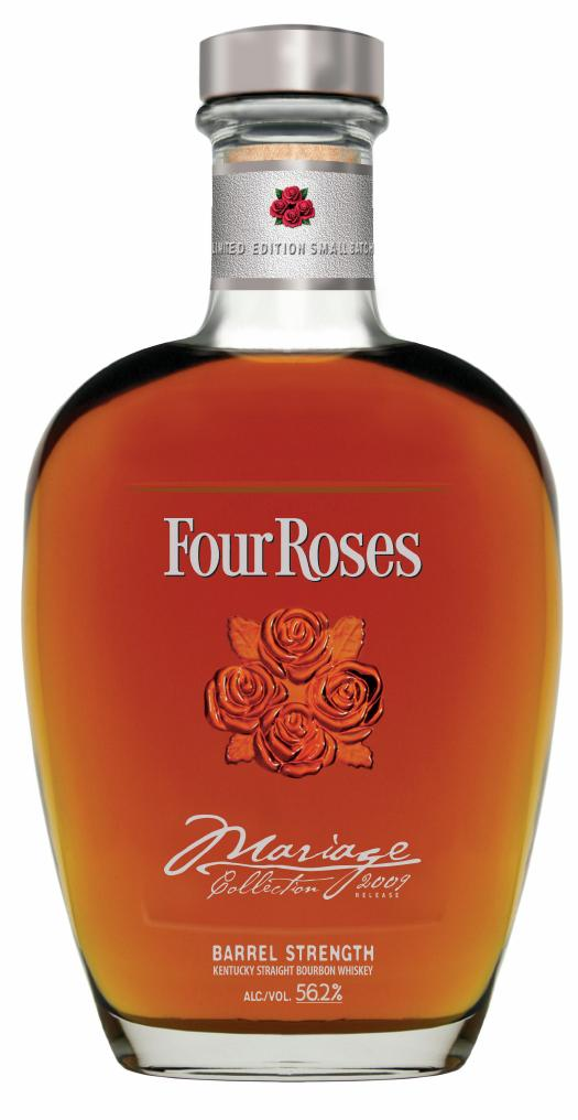 four roses mariage 2009