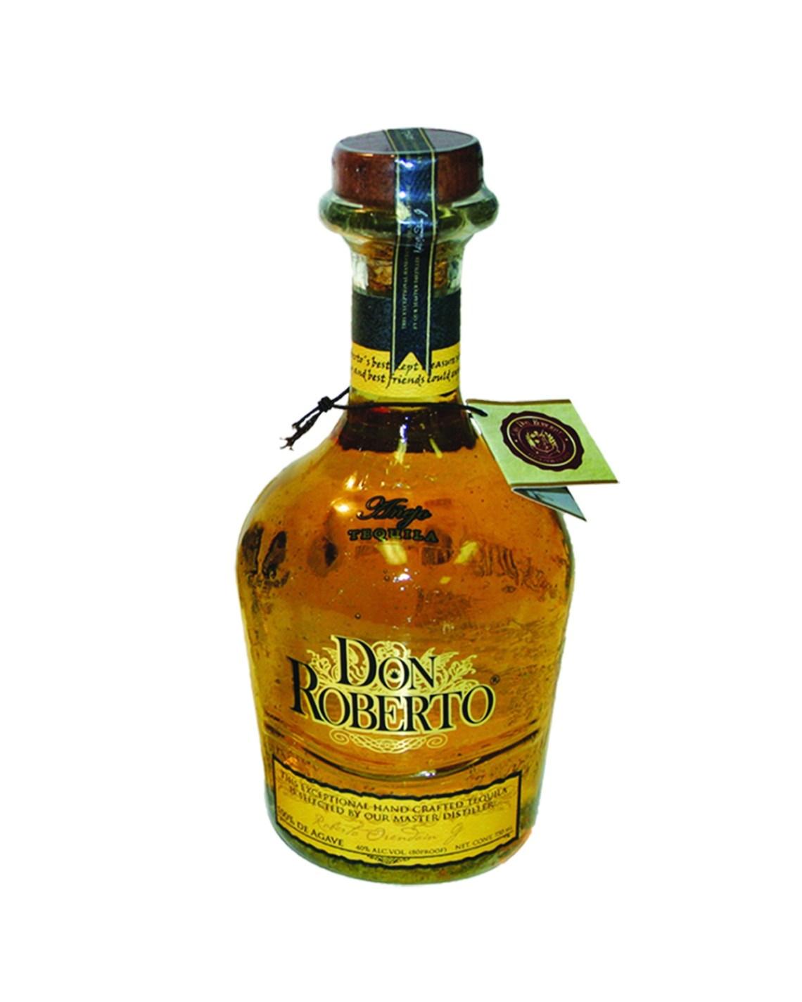 Don Roberto Anejo Tequila