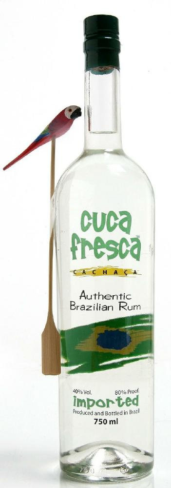 Cuca Fresca Premium Cachaça