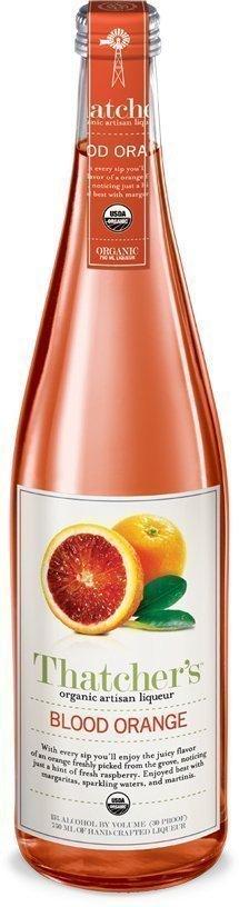 Thatcher's Blood Orange Liqueur