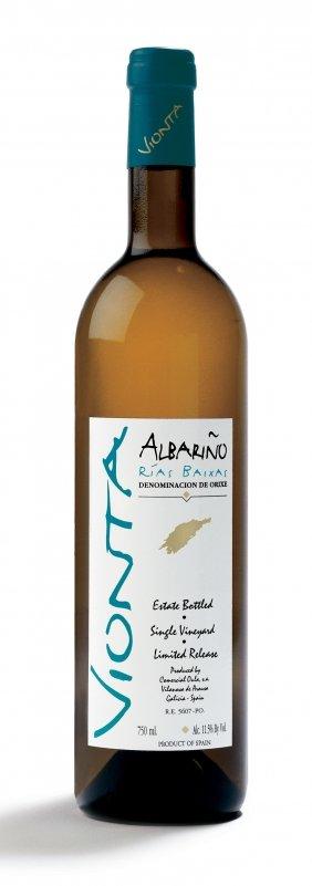 2008 Vionta Albarino Rias Baixas
