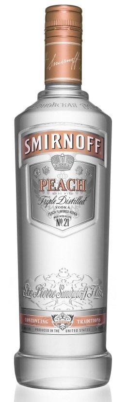 Smirnoff Peach Vodka