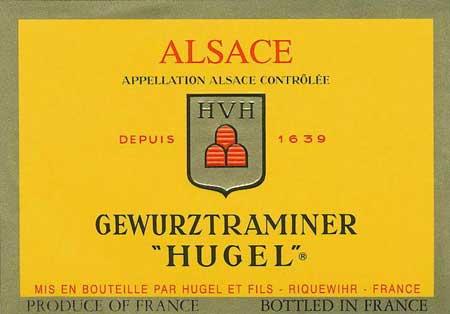 2008 Hugel Gewurztraminer Alsace