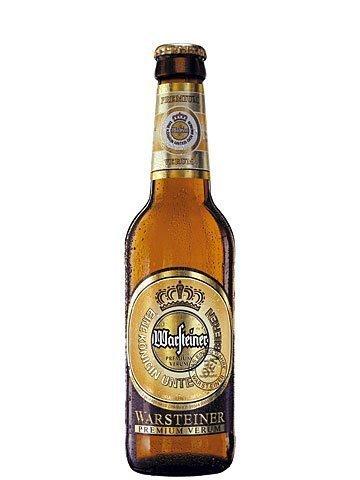 Warsteiner Premium Verum Beer