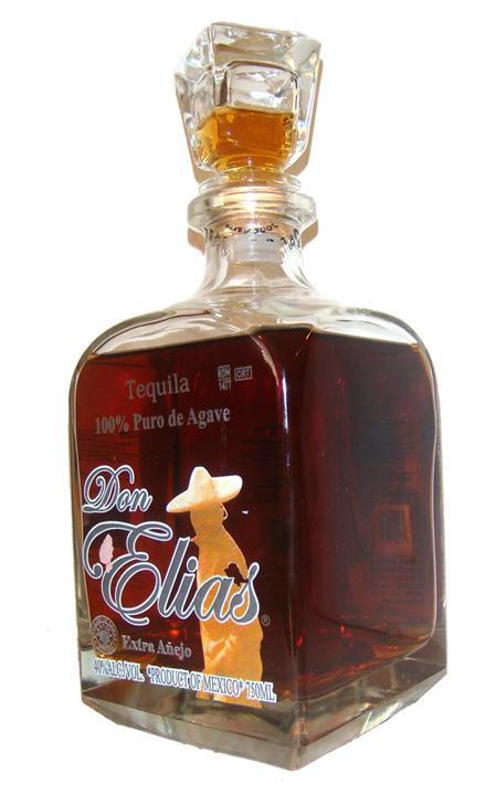 Don Elias Tequila Extra Anejo
