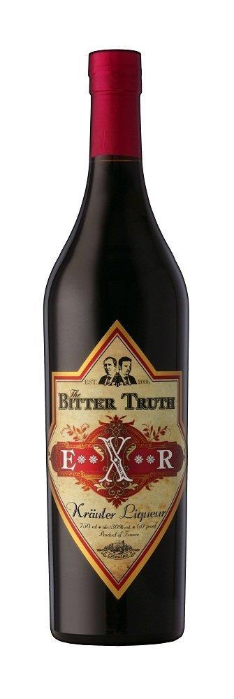 The Bitter Truth E**X**R Krauter Liqueur