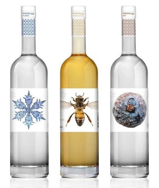Spring44 Honey Vodka