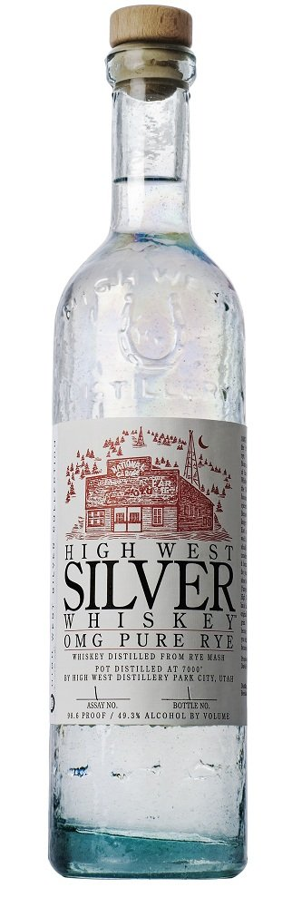 High West Silver OMG Pure Rye Whiskey