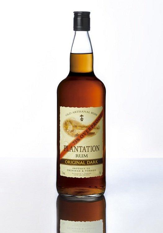plantation overproof rum