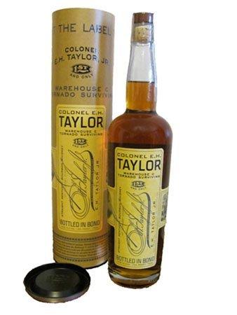 EH Taylor Tornado Surviving Warehouse C Bourbon