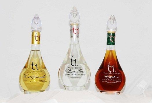 t1 Tequila Blanco Ultra-Fino