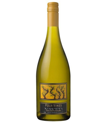 2010 Four Vines Naked Chardonnay Santa Barbara County