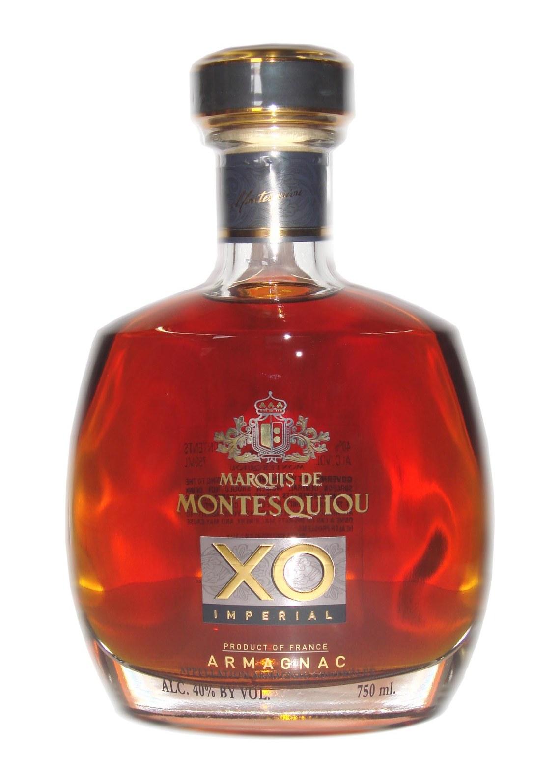 Marquis de Montesquiou Armagnac XO Imperial
