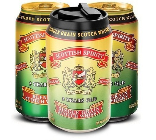 scotch in a can