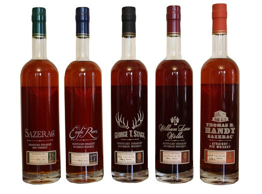 George T. Stagg Bourbon 2012