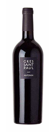 """2009 Domaine Gres Saint Paul """"Antonin"""" Coteaux du Languedoc"""