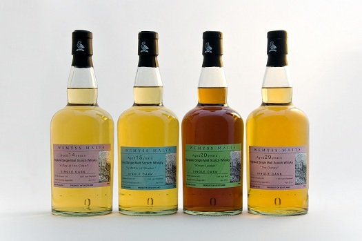 wemyss 2012 single malts