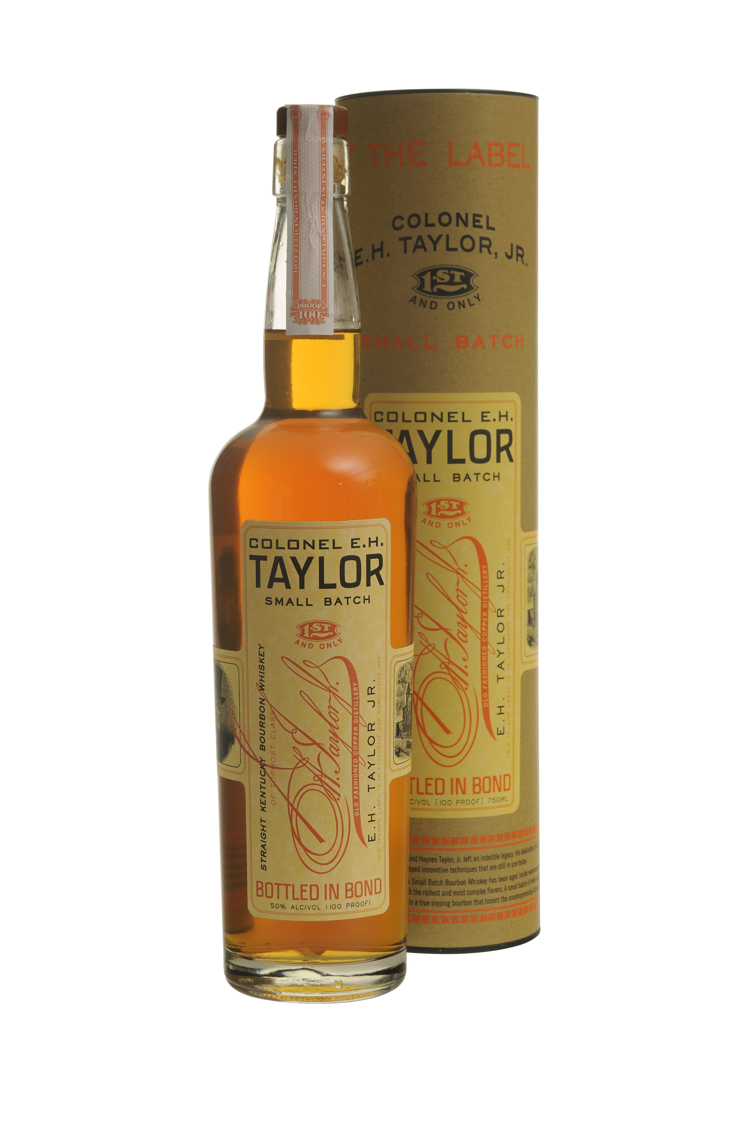 Review: Col. E.H. Taylor Small Batch Bourbon - Drinkhacker: The Insider's Guide to Good Drinking