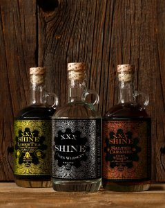 Shine Family Salted Caramel Whiskey