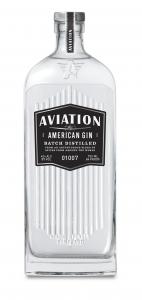 aviation gin 2013 label