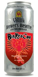 big red coq