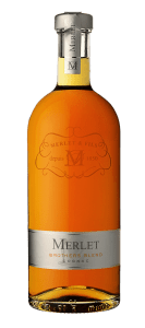 merlet cognac Brothers Blend bottle